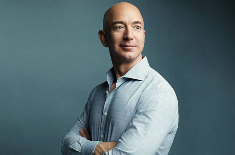 Biografi Jeff Bezos, Pendiri Amazon