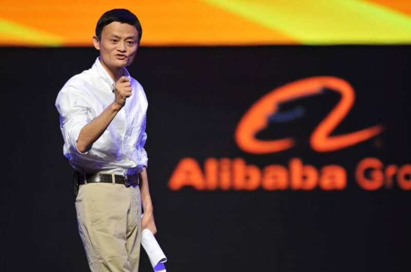 Jack Ma - Pendiri Alibaba Group.