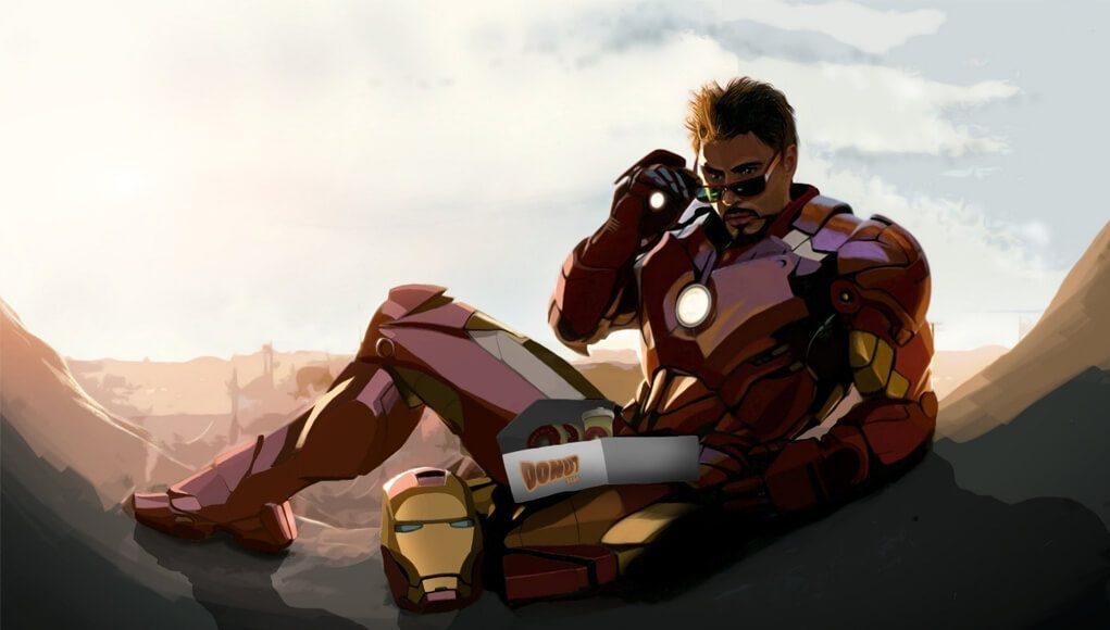 Fakta Unik Iron man