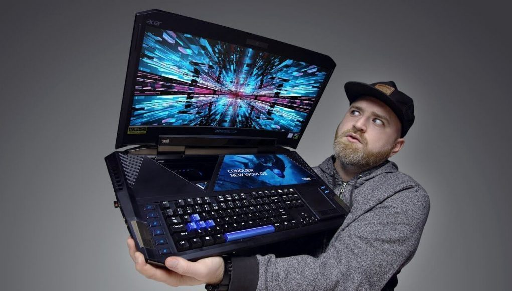 10 Laptop Gaming Tercanggih di Dunia