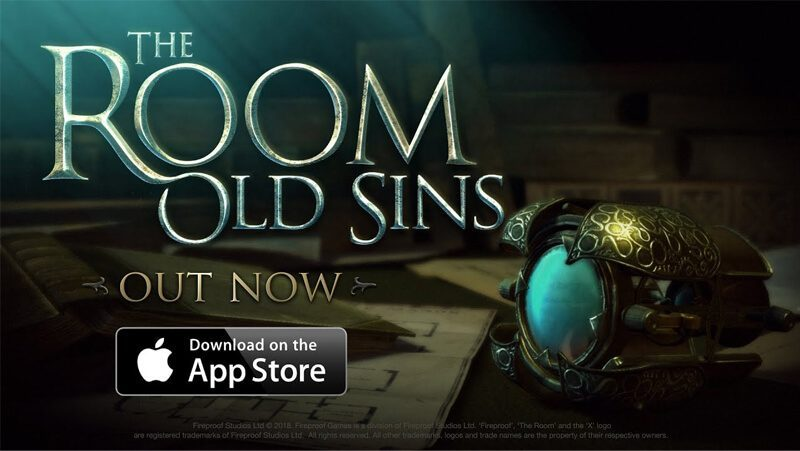 The Room - Old Sins