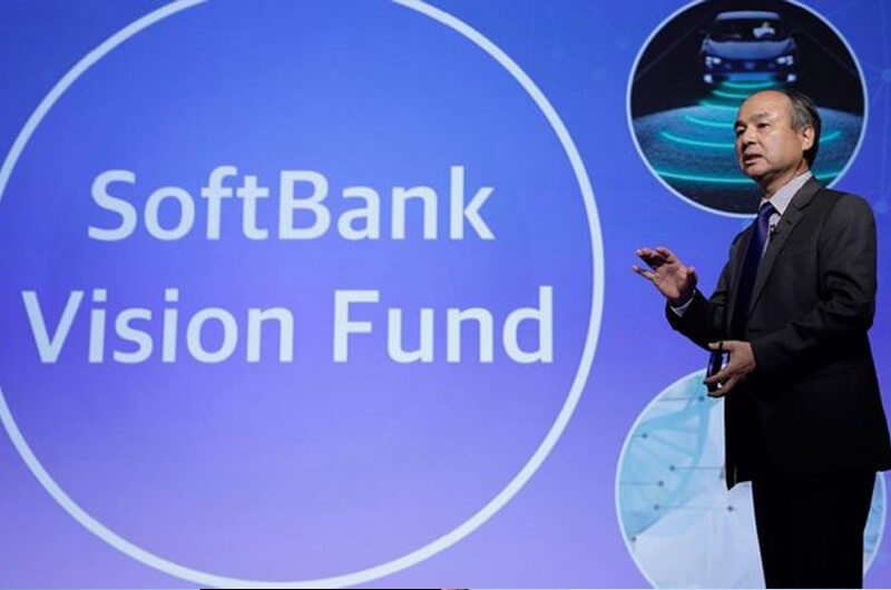 Softbank dan Vision Fund