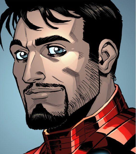 Tony Stark di Comic