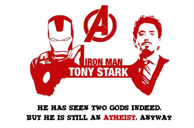 Ironman Atheist