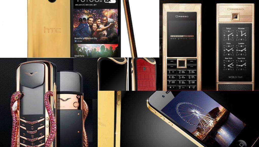 10 Handphone Termahal yang Pernah Ada Dalam Sejarah
