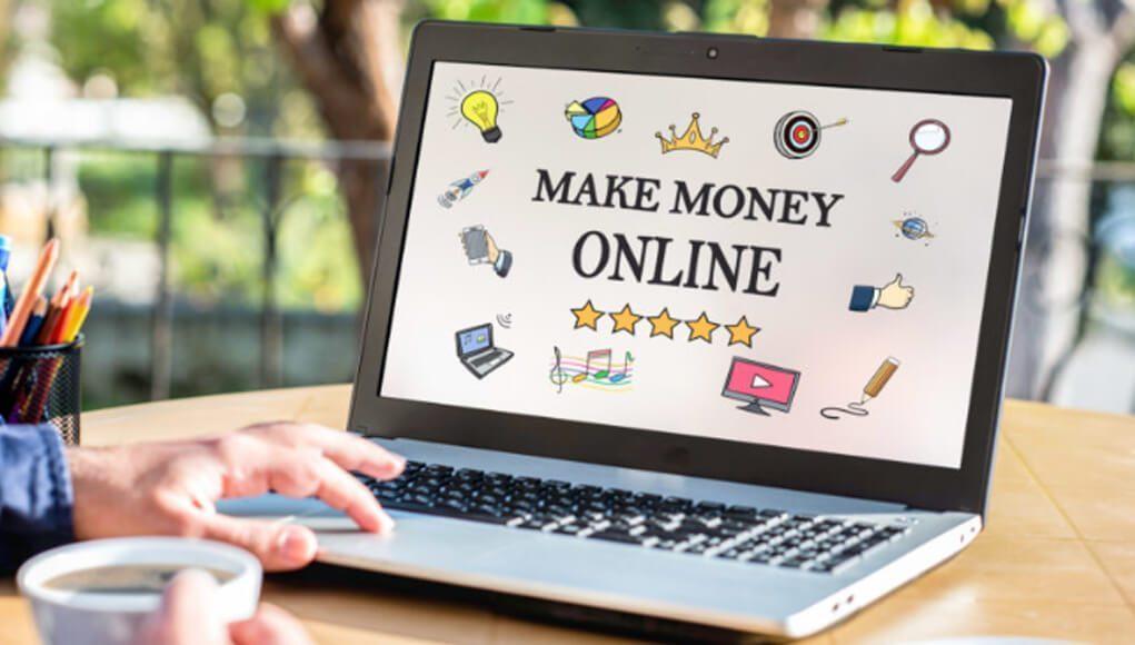 Menghasilkan Uang dari Internet