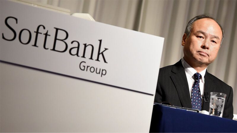 Softbank peringkat ke-38 daftar the world biggest public company