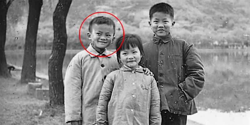 Masa kecil Jack Ma