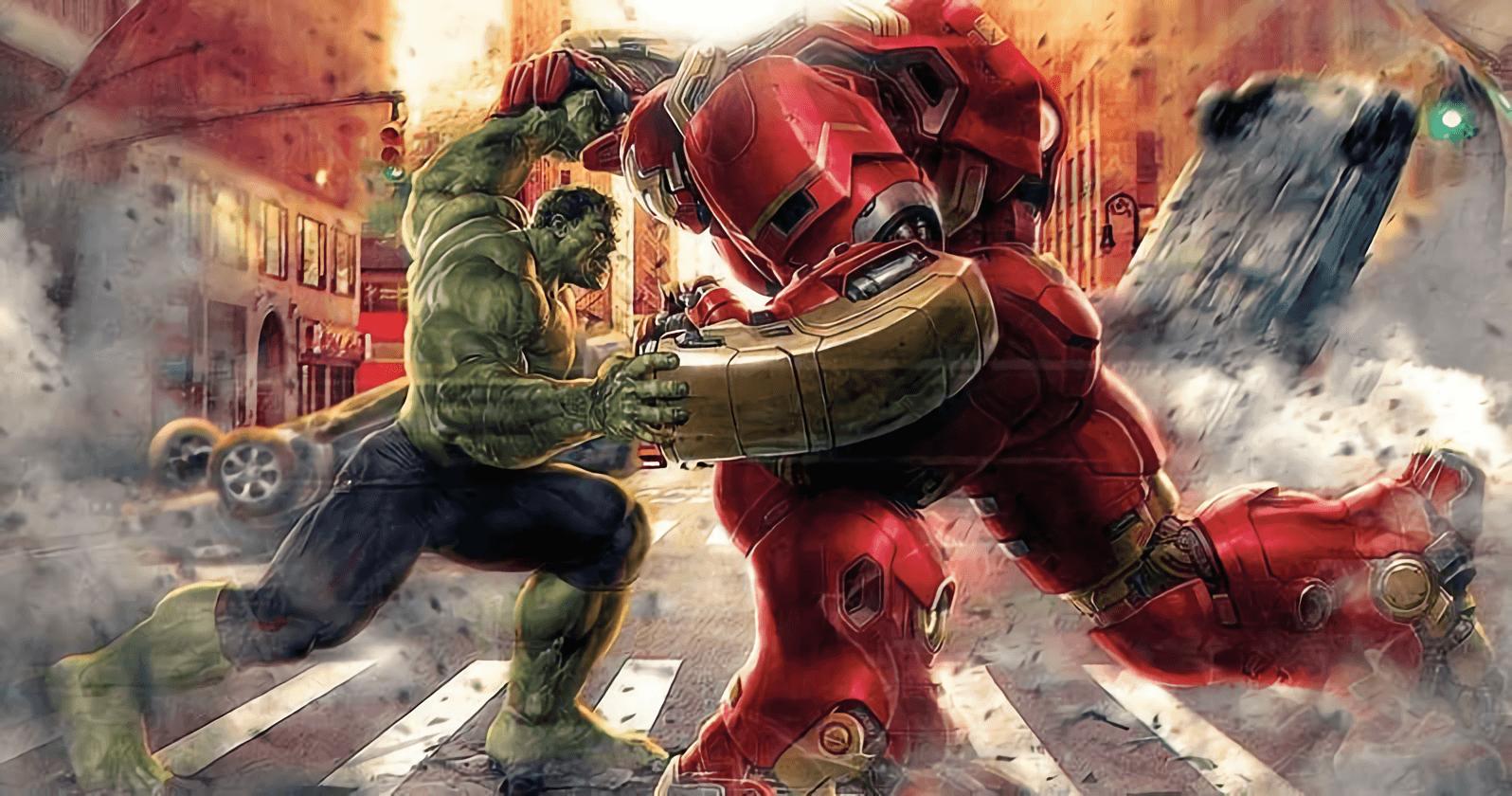 Hulk & Hulkbuster