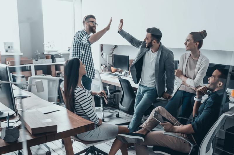 Suasana Bekerja di Startup Company