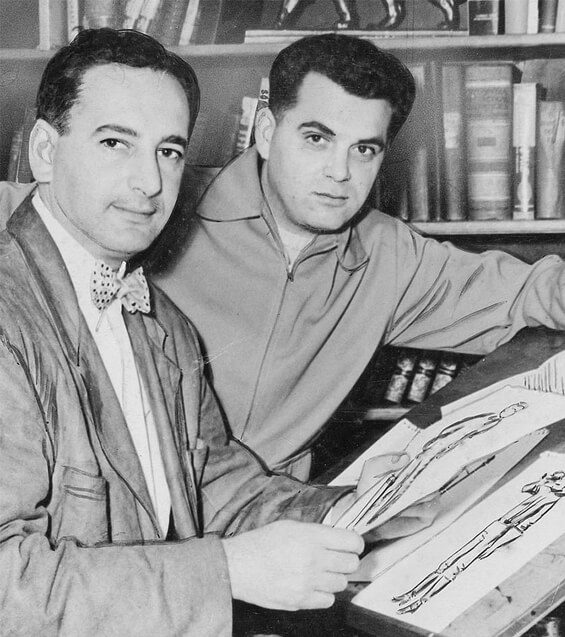 Joe Simon dan Jack Kirby