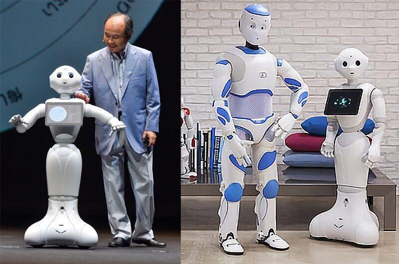Softbank - Robot Humanoid