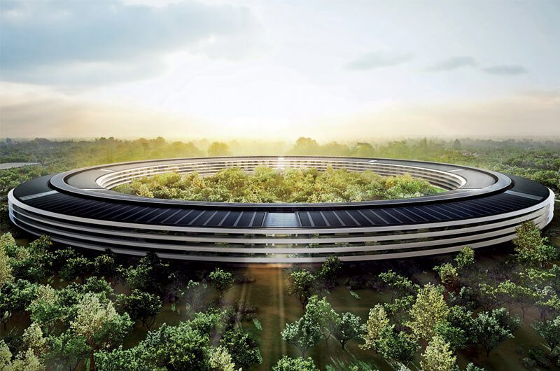 Kantor Apple di Silicon Valley