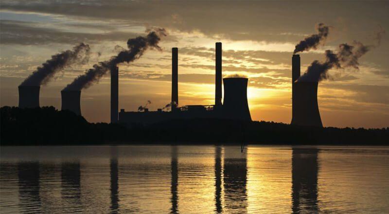 Peningkatan gas karbon