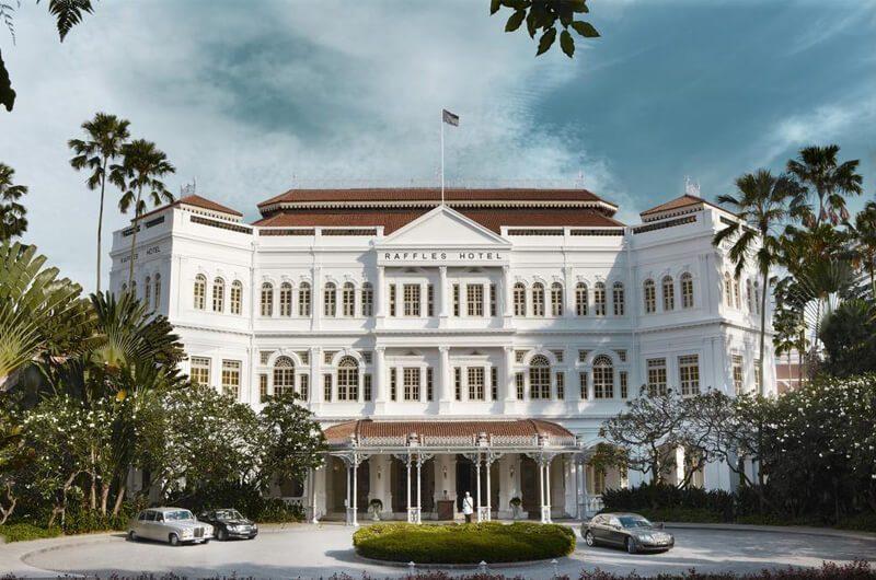 Raffless Hotel Singapore