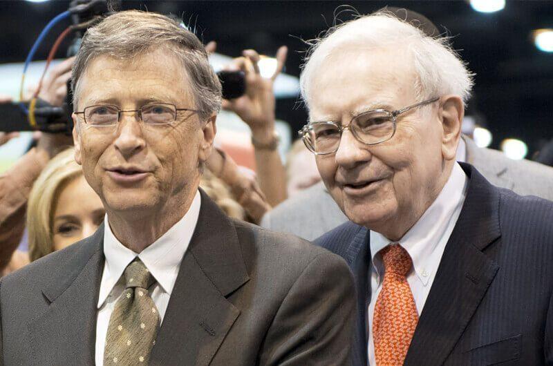 Biodata Warren Buffet Bersama Bill Gates