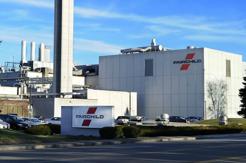 Kantor Fairchild Semiconductor di Silicon Valley