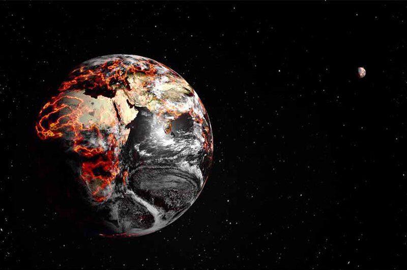 Usia bumi semakin pendek