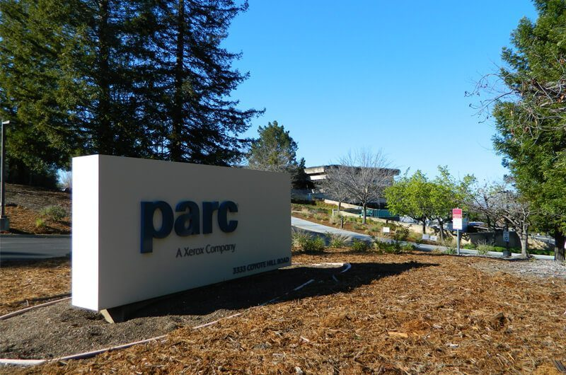 Kantor PARC(Palo Alto Research Center) di Silicon Valley
