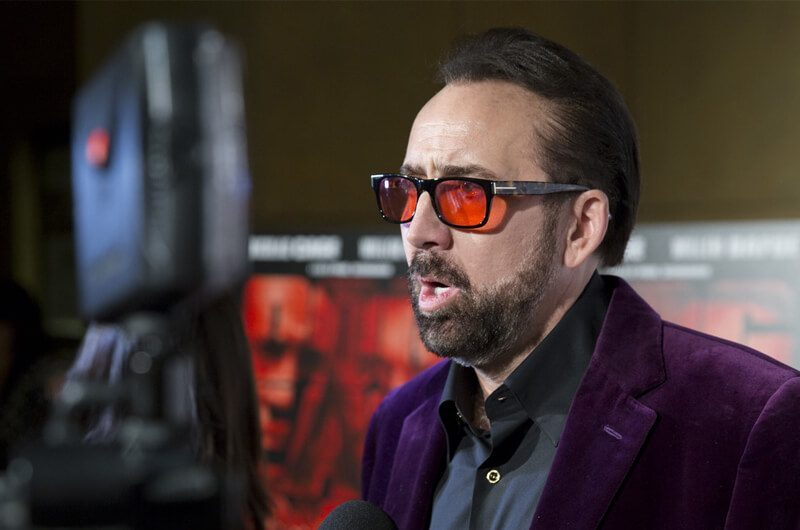 Nicholas Cage hampir memiliki pemeran Tony Stark