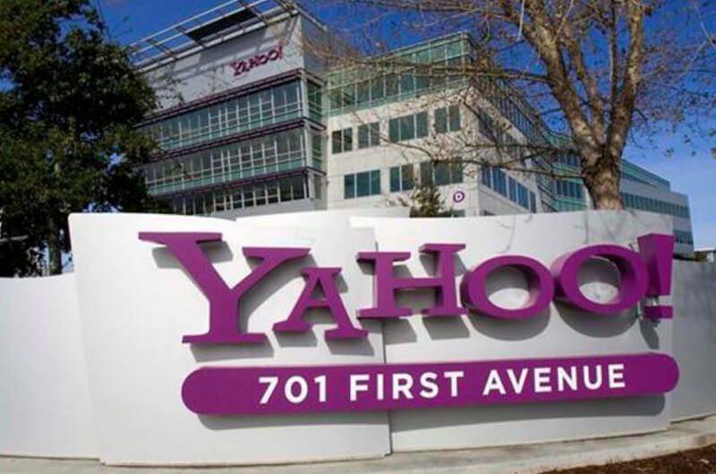 Kantor Yahoo! di Silicon Valley