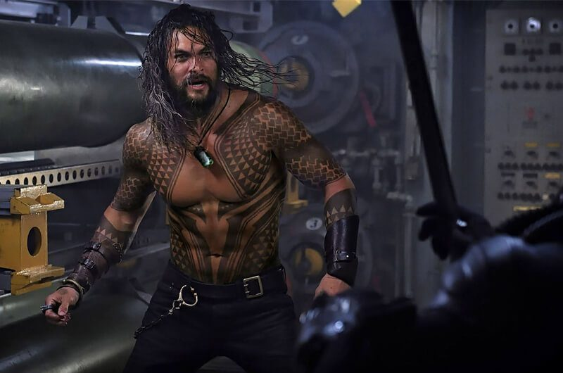 Aquaman Versi Macho