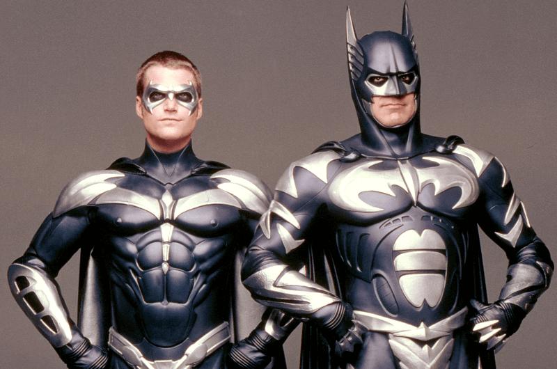 Batman mempunyai seorang anak (Robin)