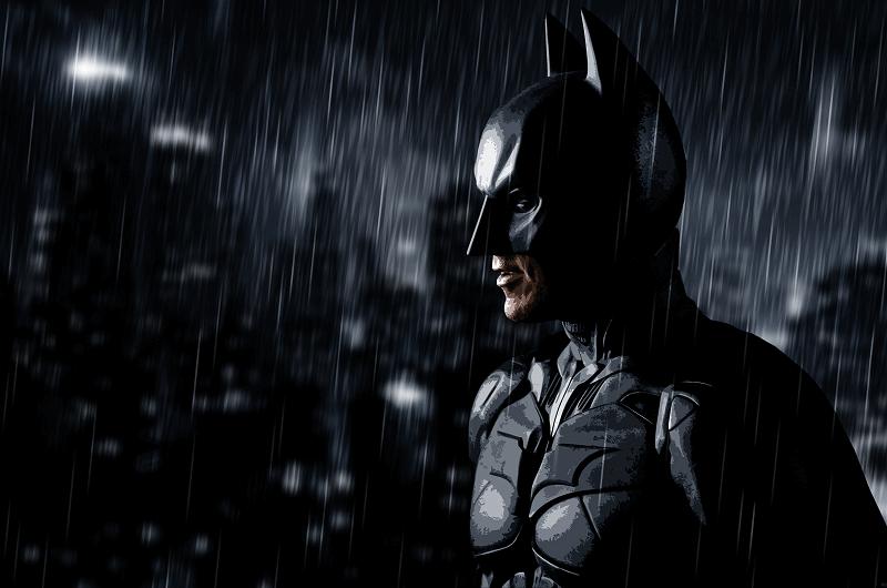 Batman yang memiliki fobia terhadap kelelawar
