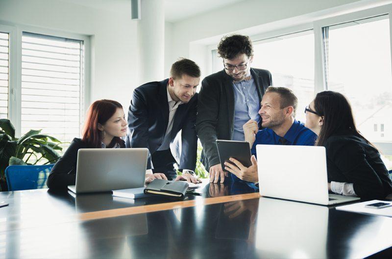 Bekerja di Perusahaan Teknologi Terbaik