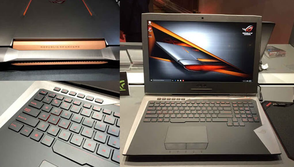 Laptop Gaming Tercanggih di Dunia