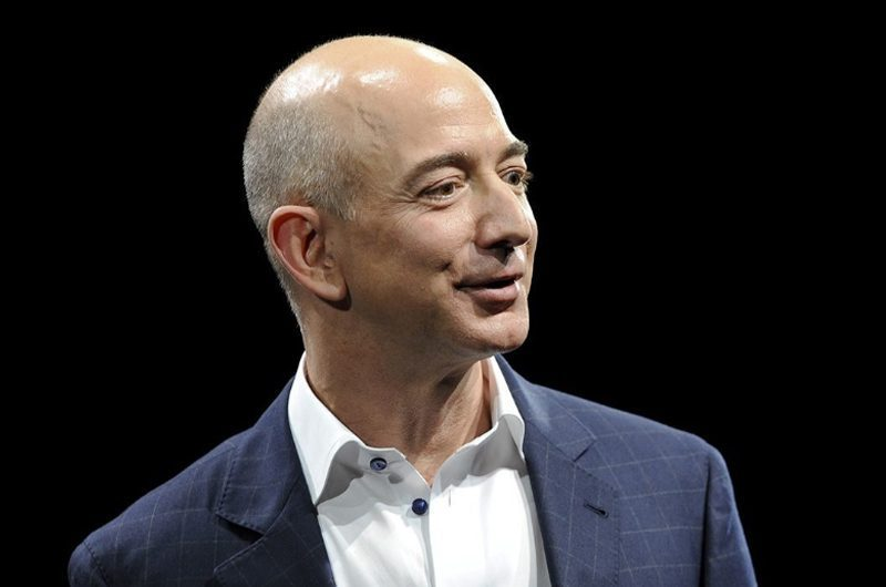Sang Pendiri Amazon, Jeff Bezos