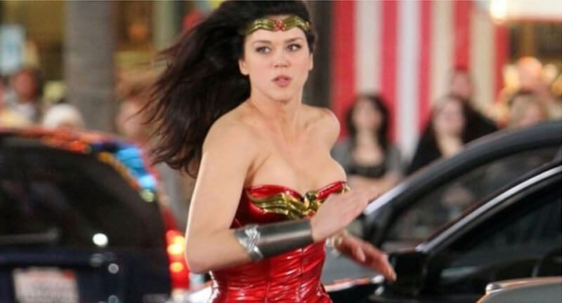 Serial Wonder Woman