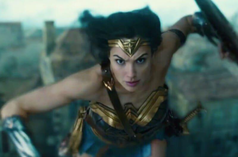 Wonder Woman dapat Terbang