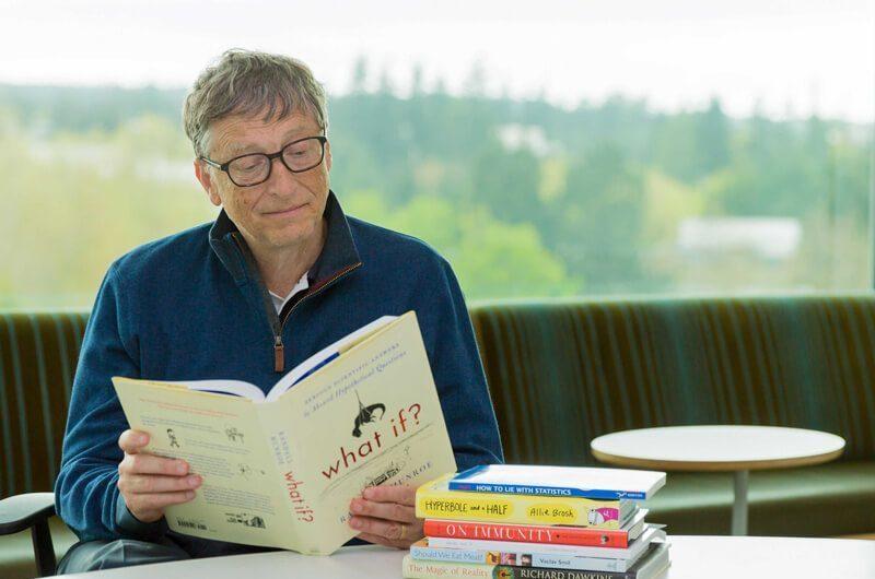 Rekomendasi buku untuk dibaca calon orang sukses