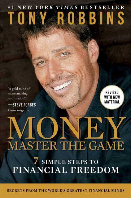 Money Master The Game oleh Tony Robbins