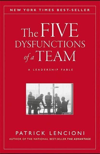 The Five Dysfunctions of a Team a Leadership Fable oleh Patrick Lencioni