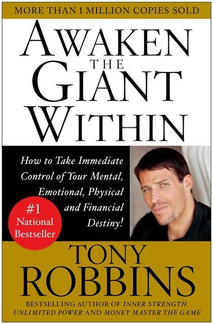 Awaken The Giant Within oleh Anthony Robbins