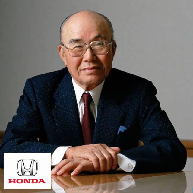 Soichiro Honda (Honda)