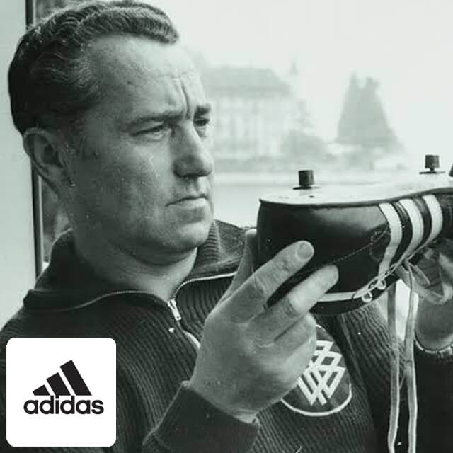 Adolf Dassler (Adidas)