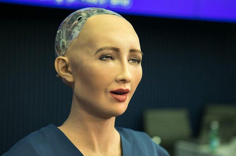 Artificial Intelligence rata-rata berjenis kelamin wanita