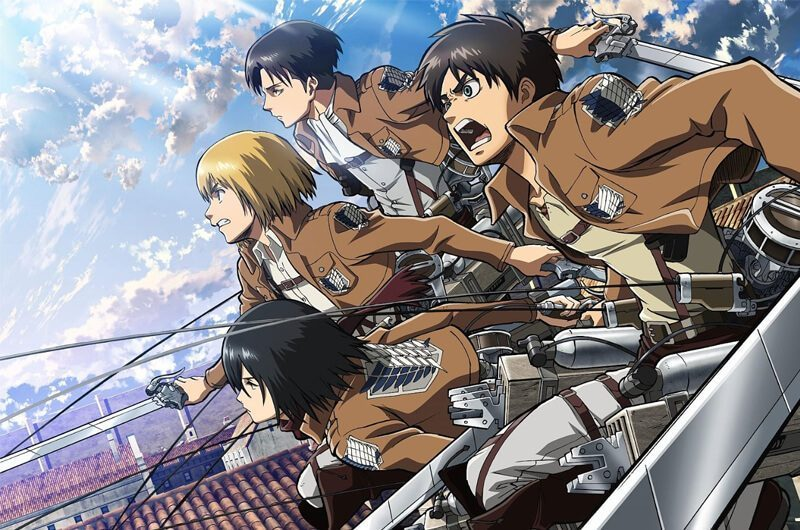 Attack on Titan (Shingeki no Kyojin)