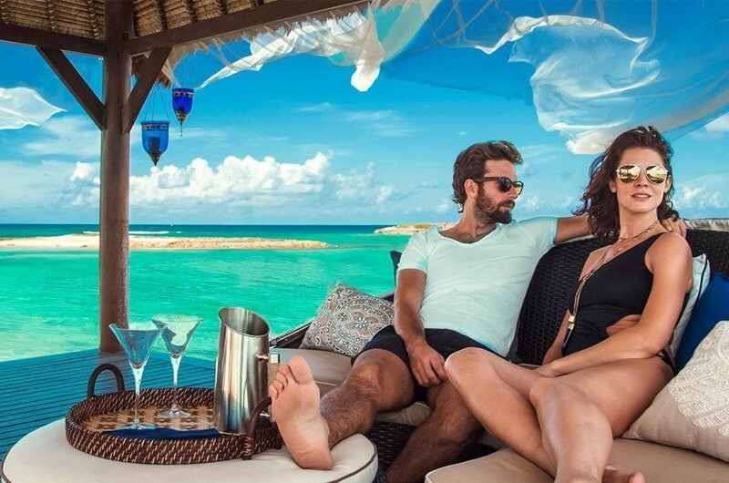 Hotel Romantis untuk Honeymoon. image by sandals.com
