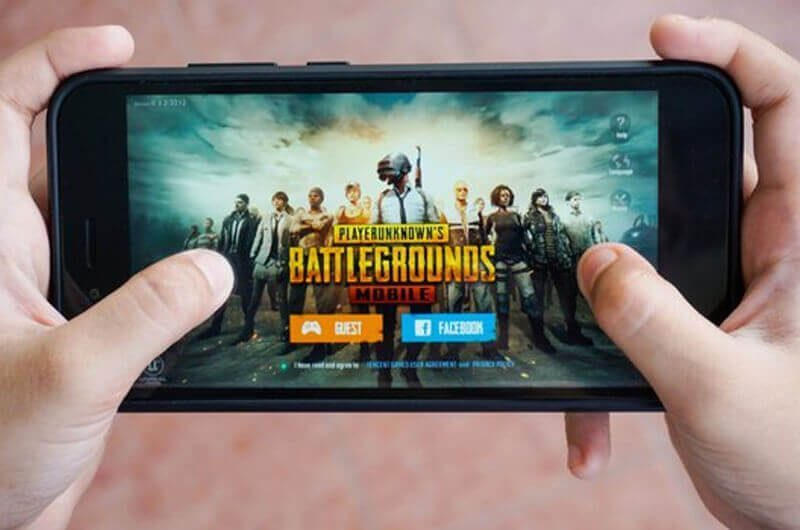 Game android dengan touchscreen