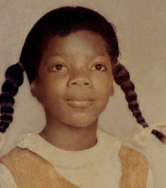 Masa kecil Oprah Winfrey