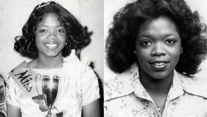 Masa muda Oprah Winfrey