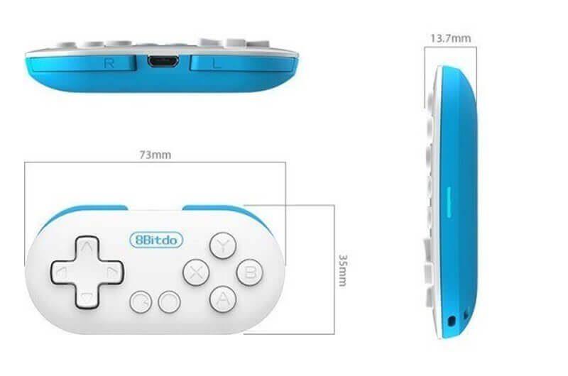 Game Controller 8BITDO Zero