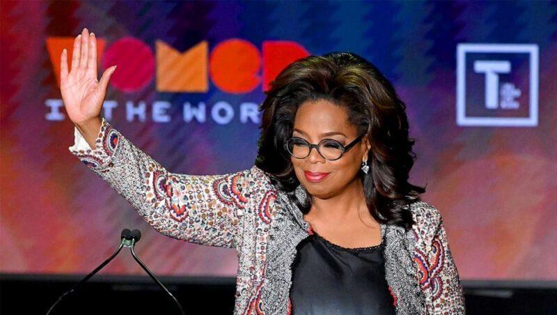 Oprah Winfrey Menjadi Salah Satu Wanita Terkaya di Dunia