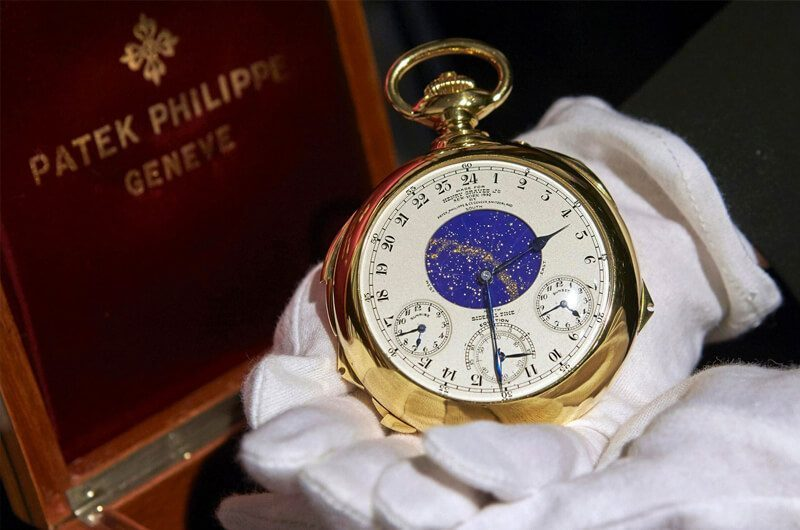 Patek Philippe Henry Graves Supercomplication