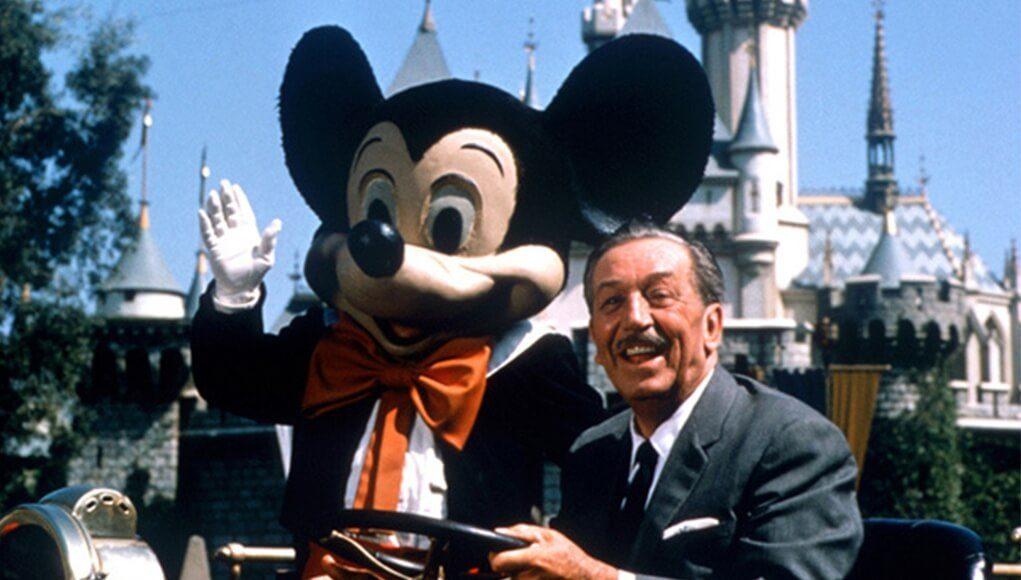 Biografi Walt Disney dan Kisah Jatuh Bangunnya