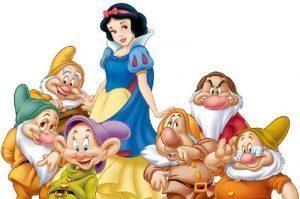 Film kartun Snow White and the Seven Dwarfs